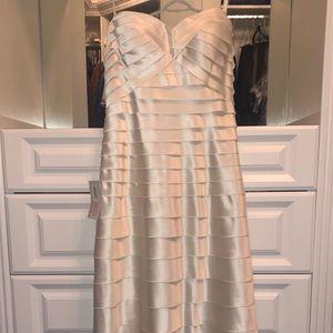 BCBG A-Line maxi dress